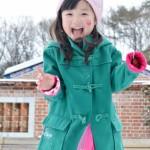 大賞・雪遊び笑う子供と我が膝よ/3句だけ俳句コンテンスト